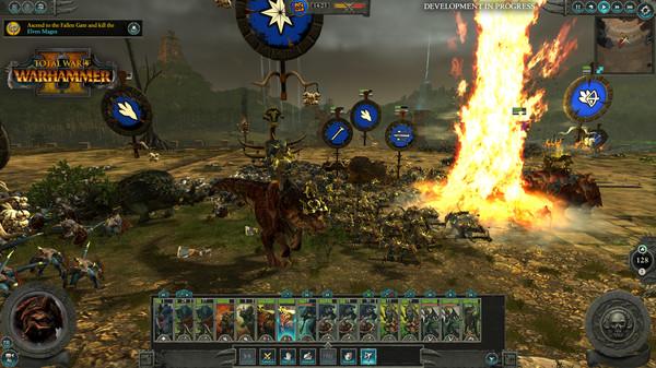 Capture d'écran n°3 du Jeu Total War: WARHAMMER II