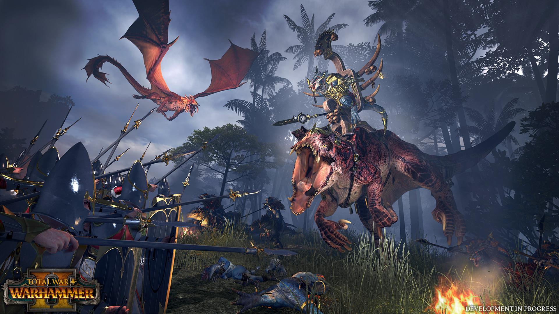 Total War: Warhammer II Free