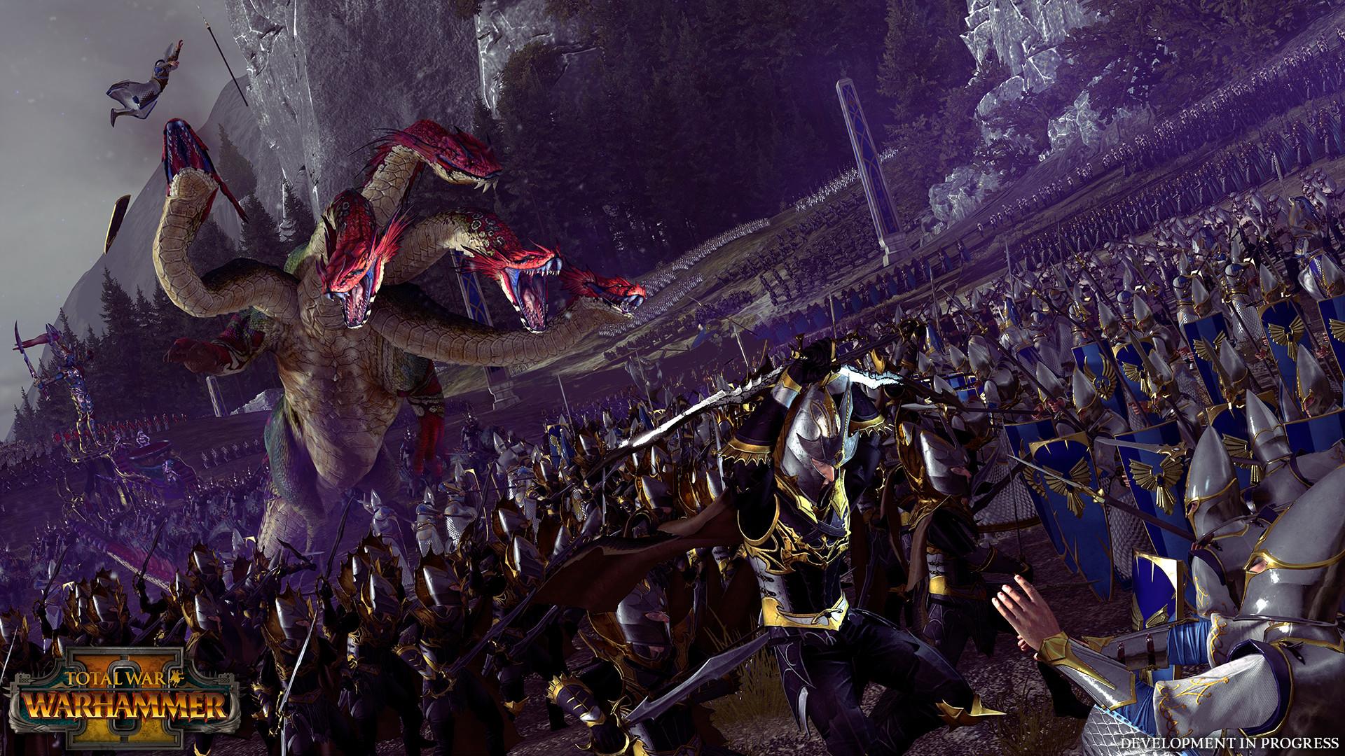 Total War: Warhammer II Crack