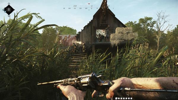 скриншот Hunt Showdown 1