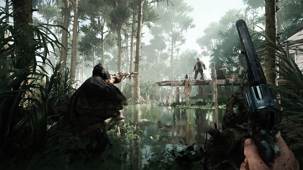 Screenshot of Hunt: Showdown