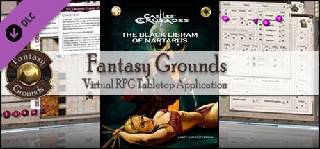 Fantasy Grounds - The Black Libram of Natarus (Castles & Crusades)