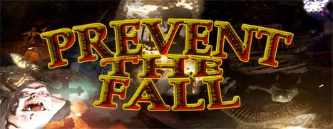 Prevent The Fall - 停止坠落
