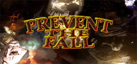 Game Banner Prevent The Fall