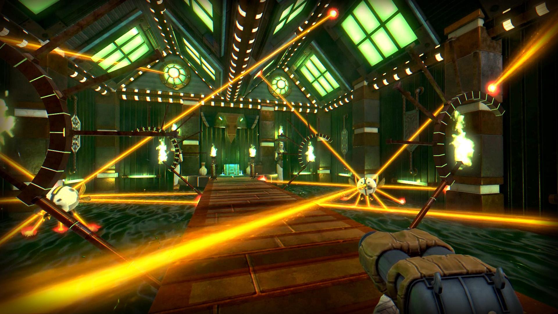 Скриншот игры Immortal Redneck