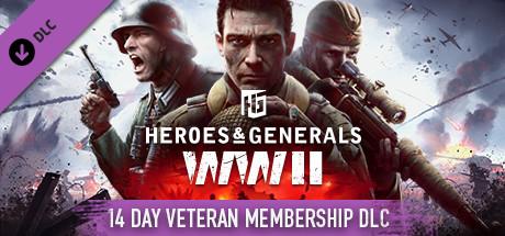 Heroes & Generals - 14 day Veteran membership