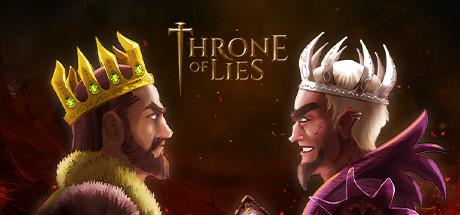 [249p] Throne of Lies [Коллекционные карточки / Steam key]