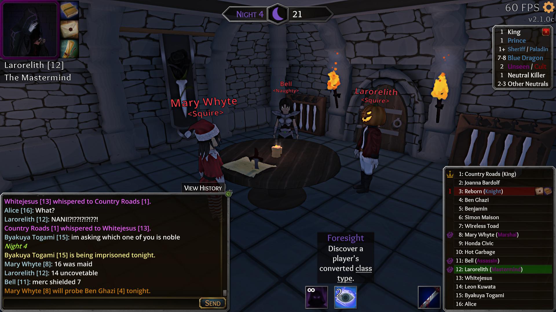 Throne Of Lies The Online Game Of Deceit On Steam