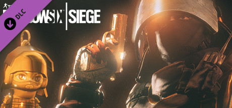 Rainbow Six Siege - Golden Montagne eSport Set