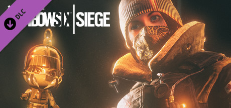 Rainbow Six Siege - Golden Frost eSport Set