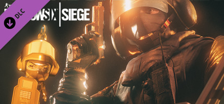 Rainbow Six Siege - Golden Blitz eSport Set