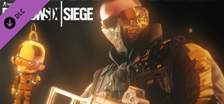 Rainbow Six Siege - Golden Pulse eSport Set