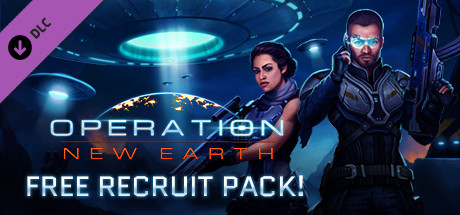 Operation: New Earth - Recruit Pack