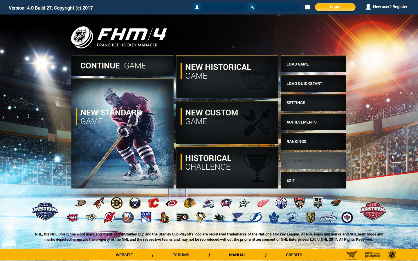 Franchise Hockey Manager 4 On Steam