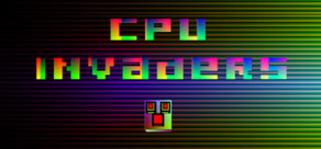 CPU Invaders cover art