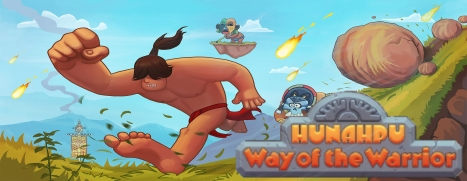Hunahpu: way of the Warrior - 华阿赫布:勇士之路