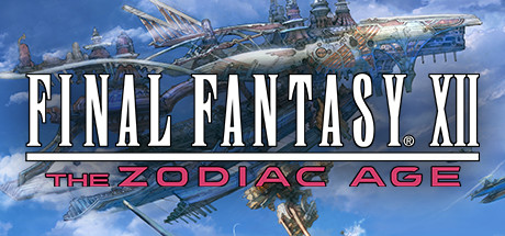 FINAL FANTASY XII THE ZODIAC AGE cover art
