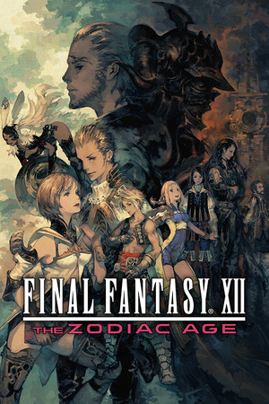 FINAL FANTASY XII THE ZODIAC AGE poster image on Steam Backlog