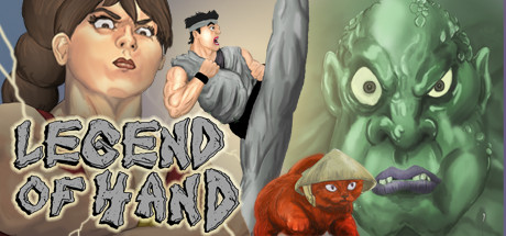 Legend of Hand cover art
