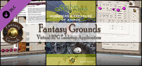 Fantasy Grounds - Monster & Treasure of Airhde (Castles & Crusades)