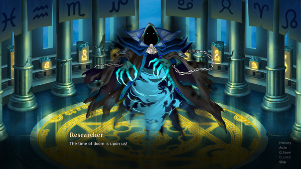 Screenshot of Ascendant Hearts