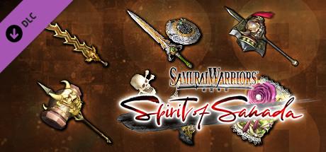 SAMURAI WARRIORS: Spirit of Sanada - Additional Weapons Set 6
