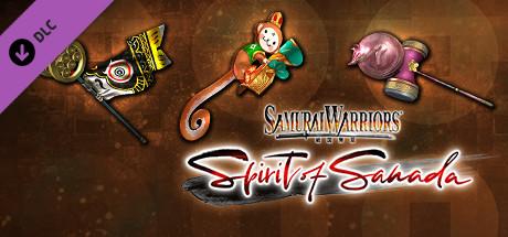SAMURAI WARRIORS: Spirit of Sanada - Additional Weapons Set 7