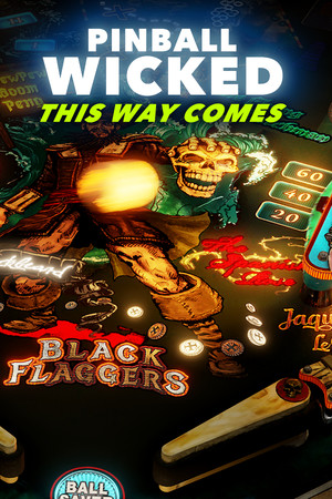 Pinball Wicked poster image on Steam Backlog