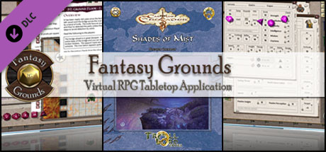 Fantasy Grounds - C2 Shades of Mist (Castles and Crusades)