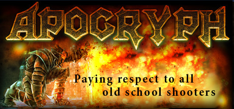 Apocryph an old school shooter