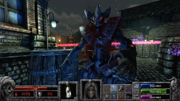 Apocryph: an old-school shooter Screenshot
