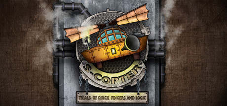 S-COPTER: Trials of Quick Fingers and Logic