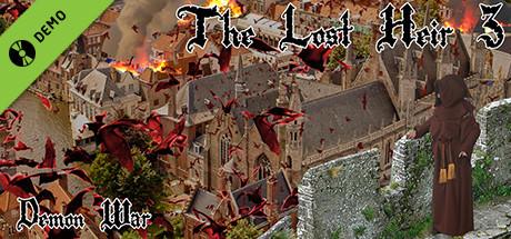 The Lost Heir 3: Demon War Demo