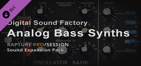 Xpack - Digital Sound Factory - Analog Bass Synths