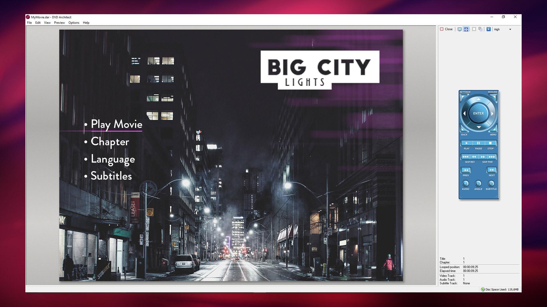 VEGAS DVD Architect Steam Edition