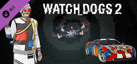 Watch_Dogs 2 - Retro Modernist Pack