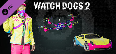 Watch_Dogs 2 - Glow_Pro Pack