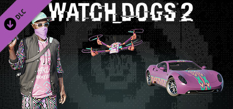 Watch_Dogs 2 - Kick It Pack