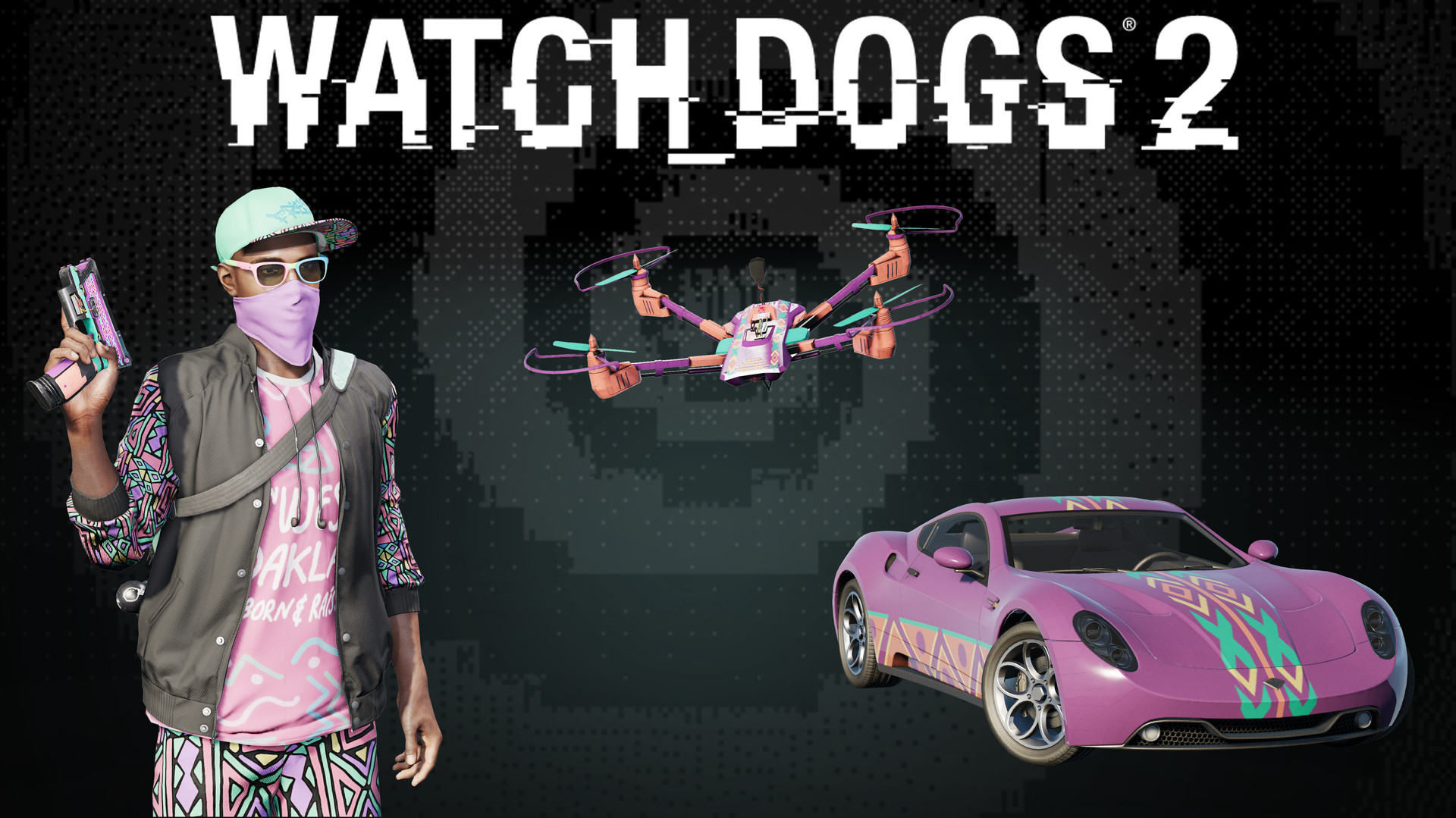 Watch Dogs 2 Official Playstation Store Pre Order: Kick It Pack On Steam