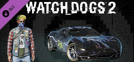 Watch_Dogs 2 - Bay Area Thrash Pack