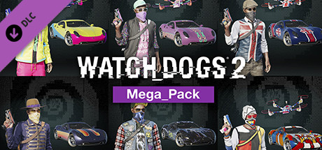 Watch_Dogs 2 - Mega Pack