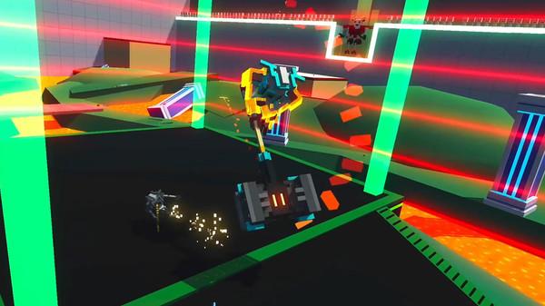 Screenshot of Clone Drone in the Danger Zone