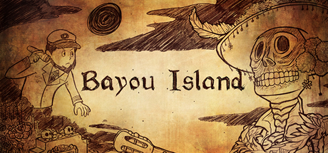 Bayou Island Point and Click Adventure