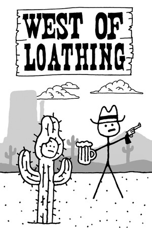 West of Loathing poster image on Steam Backlog