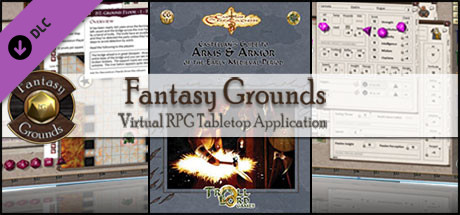 Fantasy Grounds - Castellan's Guide to Arms & Armor (Castles & Crusades)