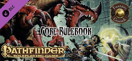 Fantasy Grounds - Pathfinder RPG - Core Rules Pack (PFRPG)