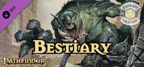 Fantasy Grounds - Pathfinder RPG - Bestiary 1 Pack (PFRPG) on Steam