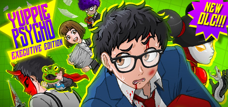 Yuppie Psycho on Steam Backlog
