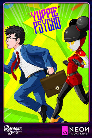 Yuppie Psycho poster image on Steam Backlog