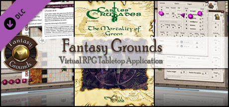 Fantasy Grounds - C1 The Mortality of Green (Castles and Crusades)
